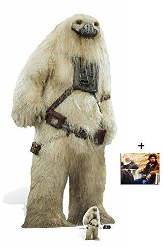 Fan Pack - Moroff Rogue One: A Star Wars Story Lebensgrosse und klein Pappfiguren / Stehplatzinhaber / Aufsteller - Enthält 8X10 (25X20Cm) starfoto