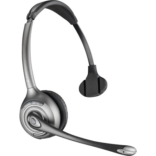 Read About Plantronics 83323-01 Wireless Headset - DECT 6.0 (Discontinued by Manufacturer)