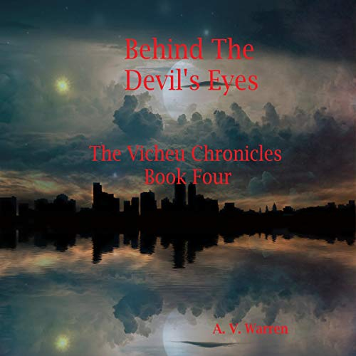 Behind the Devil's Eyes cover art