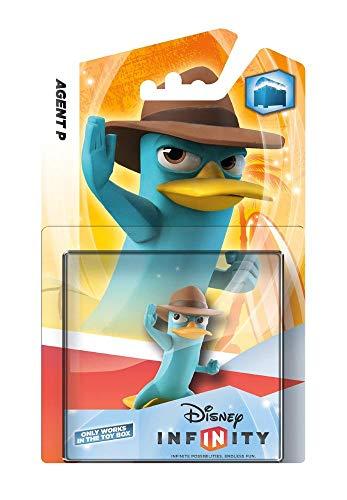 Disney Infinity - Agent P Figur