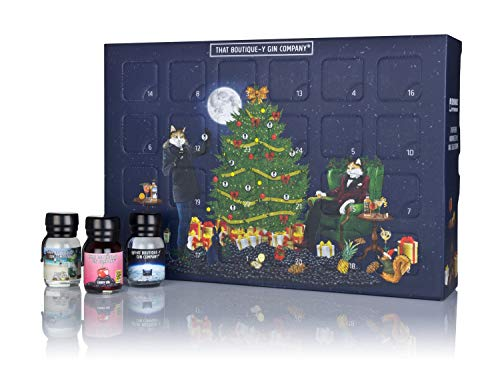 Gin - That Boutique-Y Gin Company Advent Calendar (2018 Themed Edition) - Whisky
