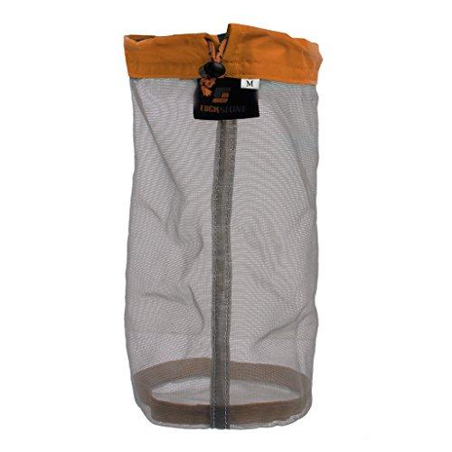 freneci Viaje Camping Kayak Pesca Ultraligero Malla Material Saco Bolsa con Cordón S-XXL - XL