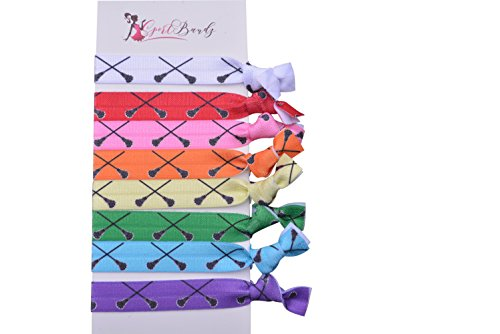 Infinity Collection Lacrosse Hair Accessories,...