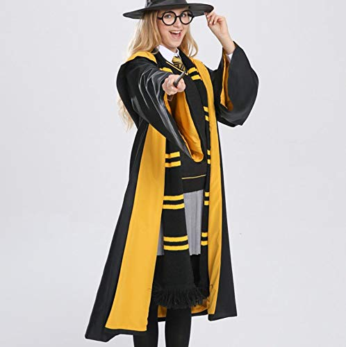 Kosplay Capa Disfraz de Harry Potter para niño Adulto Unisex ...