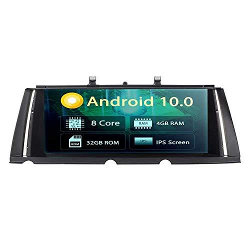 Lecteur CD de Voiture ROADYAKO 10,25 Pouces pour BMW Série 7 F01 F02 2013 2014 2015 Système d'origine LVT 6DS Android 8.1 Radio Radio Stéréo Navigation GPS 3G WiFi Mirrorlink Pas de DVD