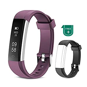 Muzili Pulsera de Actividad Inteligente Fitness Tracker Impermeable Pulsera Actividad Reloj Deportivo con Podometro… 14