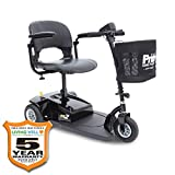 Pride GoGo ES2 3-Wheel Scooter w/Avail ext warr