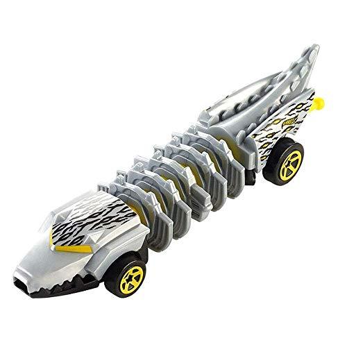 Hot Wheels City Mutant Machines - Commander Croc