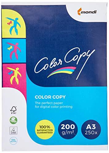 Color Copy Laserdruckpapier, 200g/m2, A3, 250 Blatt