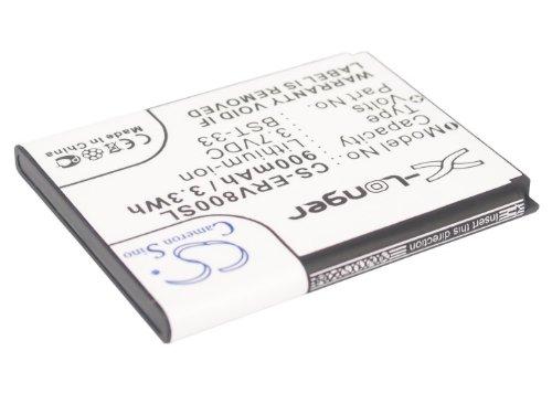 Batería Compatible con fit to Sony-Ericsson BST-33, Z800, V800i, K550i, K530i, Z610i,...
