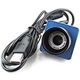 CESULIS Alta Definición Telescopio 80W Pixeles 1.25 USB Digital...