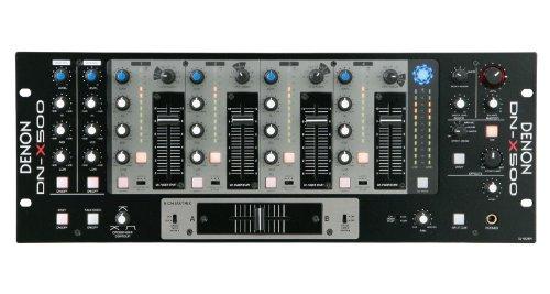 Denon DN-X500 DJ-Mischpult-Mixer