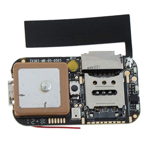 Nobranded PCB LBS gsm Tracker Posicionamiento Grabación de Voz Interior Accuarcy 10m, ZX303