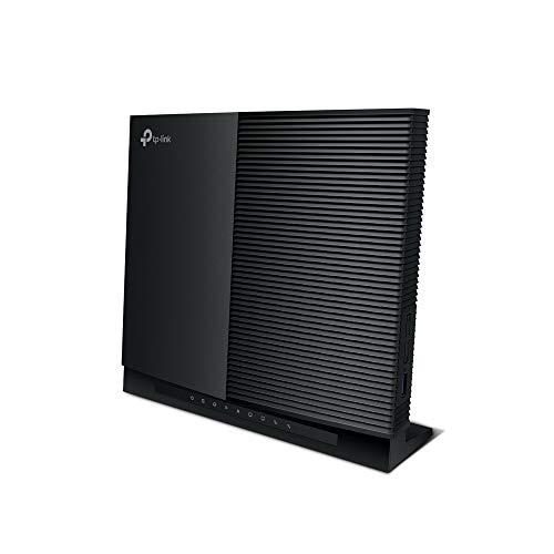 TP-Link VC420-G3v Modem Fibra Router WiFi (EVDSL | VDSL | FTTC | FTTS) fino a 300Mbps, Wi-Fi AC2100 2,4/5GHz, Telefonia fissa e VoIP, 5 Porte Gigabit, Agile Solution