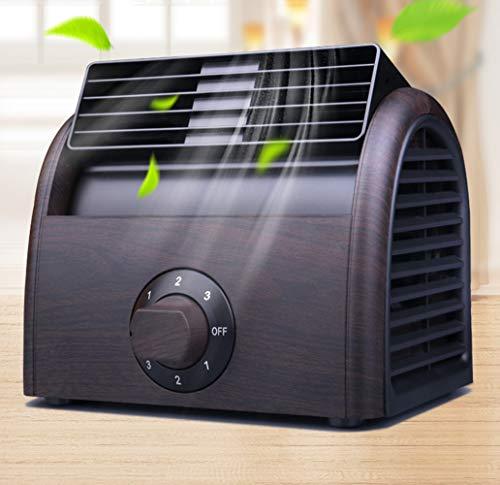 dianfengshan001 Ventilador electrico Ventilador de sobremesa Mesa,Ventilador Turbo Potente para Mesa y...