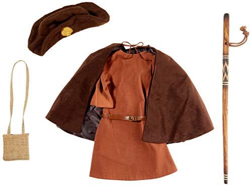 Lieveheersbeestje Péz- Set Peregrina aanvullingen, kleur jurk uit eigen ontwerp (standaard speelgoed Maripe sl 1)