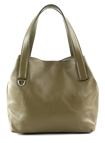 Coccinelle Shopper Mila 1101 Evergreen