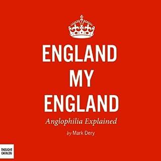 England My England audiobook cover art