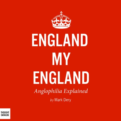 England My England audiobook cover art