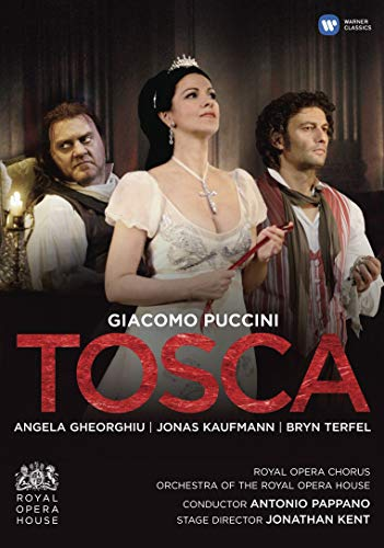 Tosca (Royal Opera House 2011)(Opera Completa)(Dvd)