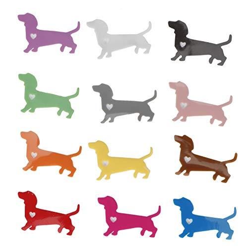 24 pz Bicchiere da vino Marker Silicone Gatto Cane Animali Forme Bere Identificatore Tazza di Partito Etichetta Segno