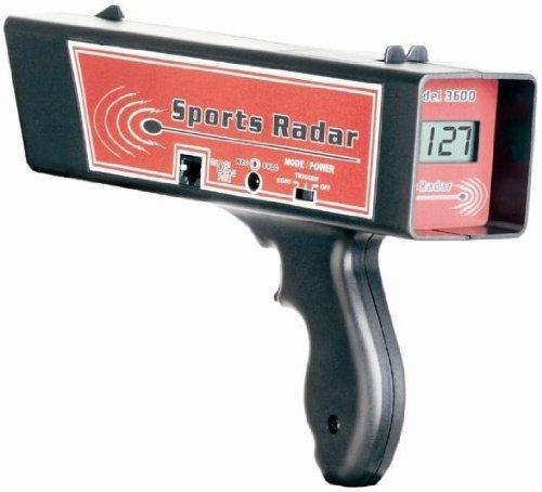 %23 OFF! Sports Radar SR3600-KMH Kmh Speed Gun