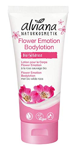 Alviana Naturkosmetik Flower Emotion Bodylotion 200 ml
