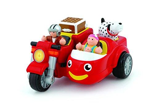 Cars Wow Toys - Motorbike MAX, Coche de Juguete (01022)