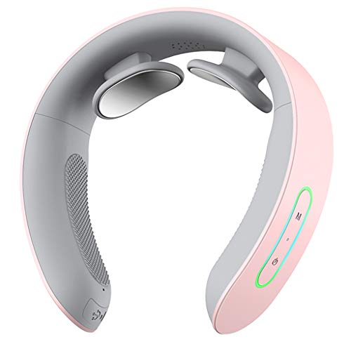 Massager del cuello del pulso eléctrico inteligente de la solicitud de voz...