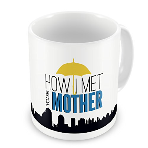 New Indastria Tazza How I Met Your Mother