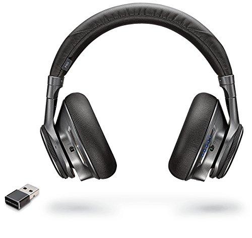 Plantronics BackBeat PRO+ Bluetooth-Kopfhörer–Schwarz