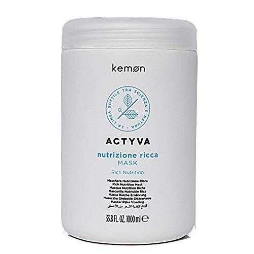 Mascarilla Nutrizione Ricca 1000 Ml - Actyva Kemon