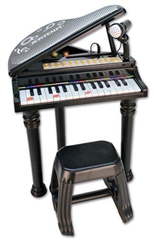 Bontempi 10 3000 - Piano Electrónico con 31 teclas con Micr