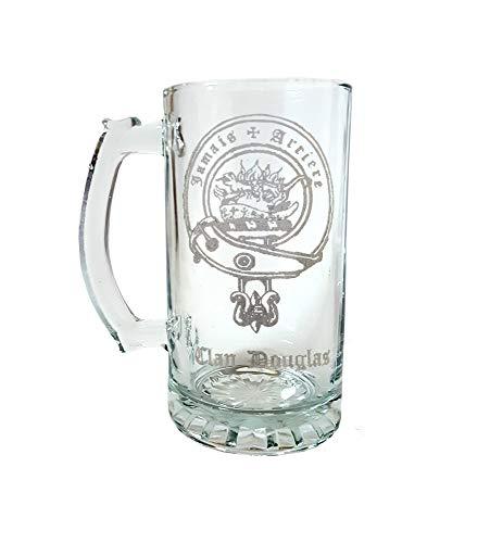 Clan Douglas Scottish Crest 27oz Stein