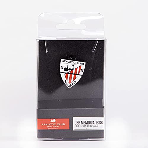 ATHLETIC CLUB DE BILBAO Pendrive 16 GB Forma Escudo