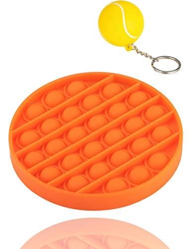 TK Gruppe Timo Klingler Fidget Toy Pop Push Pop It - geprüft & kinderfreundlich - für Kinder & Erwachsene - Push Bubble zur Ablenkung bei Stress & Nervosität (3)