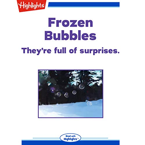 Frozen Bubbles copertina