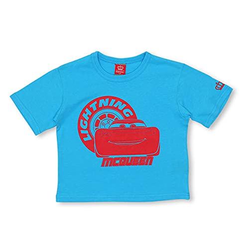 BABYDOLL(ベビードール)ディズニー キャラクターTシャツ 5065K 100cm マックィーン