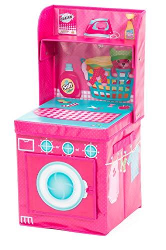 Pop it Up F2PSB15085 - Caja de Juegos, Color Rosa