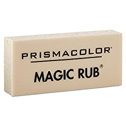 Magic Rub Eraser No 1954 12Box Min 1 Box