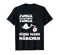 Herren Lustige Geschenkidee T-Shirt frisch gebackener Vater T-Shirt