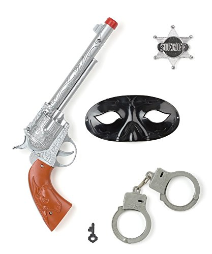 Set de Cowboy - Far West - Deguisement - Plastique - 62944