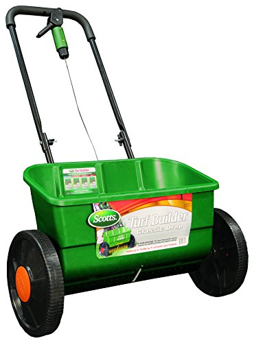 Scotts Turf Builder Classic Drop Spreader (Case of 3)