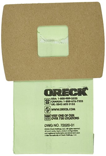 Oreck Hypo-Allergenic Filter Bags