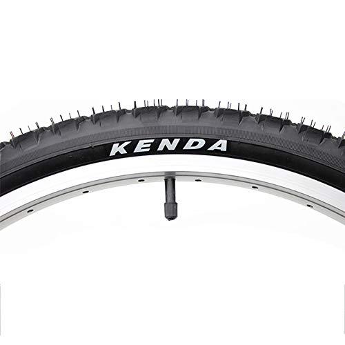 DUXIUYING Neumático 24/26 × 1,95, 26 × 2,1 para Bicicleta de Carretera, montaña, Barro, Suciedad, Bicicleta Todo Terreno,26 * 2.1