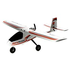 EASY TO FLY RC AIRPLANE: Learn to fly RC with a fun, durable and lightweight radio control airplane trainer that requires only minutes to assemble - without the use of glue or special tools. Key Product Features EXTRA POWER: Powerful and efficient br...