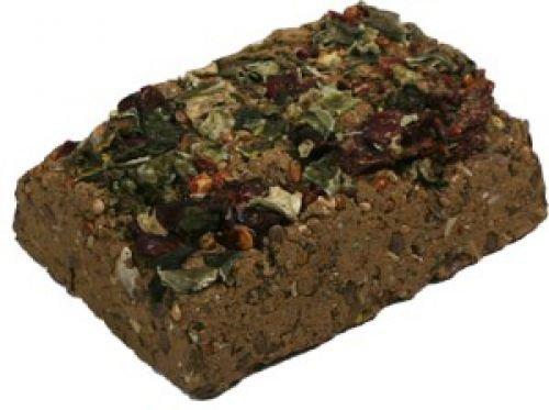 Lehm-Mineral Pickstein  Ergänzungsfutter für alle Ziervögel.