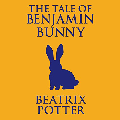 The Tale of Benjamin Bunny copertina