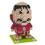 San Diego Padres 3D Brxlz - Mascot- Swinging Friar