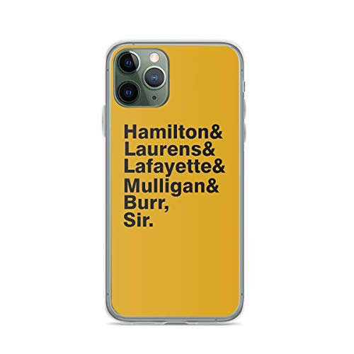 Phone Case The Hamilton Crew Compatible with iPhone 6 6s 7 8 X XS XR 11 Pro Max SE 2020 Samsung Galaxy Waterproof Funny Tested